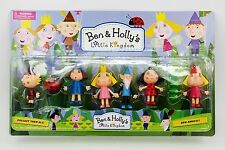 8pcs Cartoon Ben and Holly's Little Kingdom Figures Pendant Kid Toy Gift Kid TOY