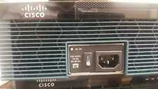 Cisco 2951 C2900 w/2x SM-ES2-24-P POE UCK9 and Security License POE Router