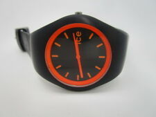 Ice-Watch ICE.CY.OE.U.S.13 Black and Orange Ice-Crazy Watch (12FY)