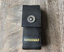 Leatherman Nylon Sheath. Medium: Wave, Charge TTi, AL, Skeletool, Sidekick, Rev