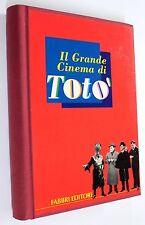 IL GRANDE CINEMA DI TOTO' 1994 Fabbri 68 FASCICOLI RILEGATI COMPLETO