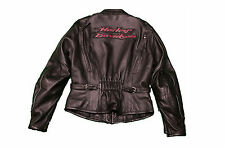 Harley-Davidson HD Women's Riding Leather Jacket XL