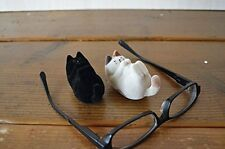 Black Cat Glasses Stand S-4049