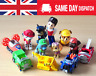 Paw Patrol Rescue pup Action Figures Puppy Patrol Dog Rocky mighty Kids Toy 12pc