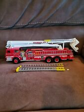 Pierce Franklin Mint Snorkel 1 Fire Engine Truck *Not Complete Read Description*