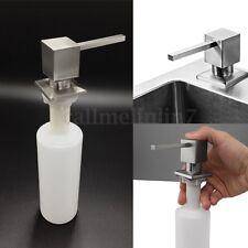 300ml Body Sink Soap Dispenser Shampoo Liquid Pump Bottle Home Kitchen Bathroom