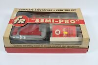 Vintage FR Semi Pro Photography Complete Developing And Printing Kit