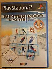 RTL Winter Sports 2009 für Playstation 2, PAL