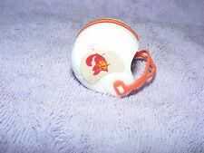 Vintage 60's 70's Gumball Machine Mini Football Helmet Tampa Bay Buccaneers