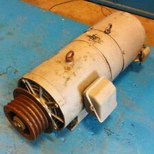 FUJI ELECTRIC 189/200V 1000-1150/3000RPM 7.5kW 10HP DC MOTOR TYPE GGN3168A *PZB*