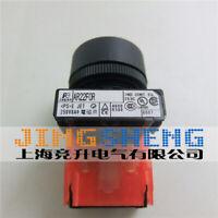 1PC New Fuji Round button reset switch AR22F0R AR22FOR-10B #YX