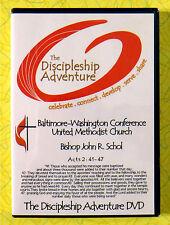 The Discipleship Adventure NEW DVD Movie Baltimore United Methodist Church Video