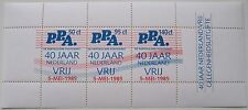 Stadspost Amsterdam 1985 - Blok 40 jaar Bevrijding postfris