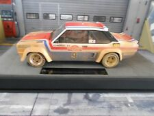 FIAT 131 Abarth Rallye San Remo 1977 Winner #9 Andruet DIRTY V Top Marq SP 1:18