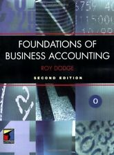 Foundations of Business Accounting - New Book Dodge, Roy Dodge, Dodge, Roy