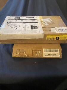 Two Set Headboard Footboard Brackets  New In Box