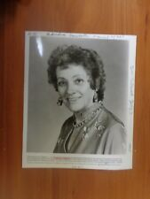 Vintage Glossy Press Photo Actress Adriana Caselotti Walt Disney Snow White