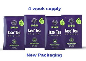 Iaso Tea (4 Weeks Supply) TOTAL LIFE CHANGES Organic Diet Weight Loss Ships Free