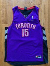 Nike Vintage Toronto Raptors Vince Carter Swingman NBA Basketball Jersey XXL