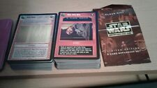 Decipher Star Wars CCG Cloud City Limited Edition 180 Card Expansion Set