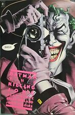 BATMAN The Killing Joke graphic novel; second titan edition 1988
