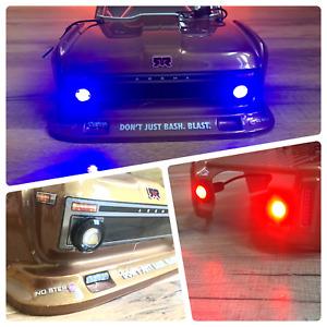 ARRMA INFRACTION Felony LED HD Light Kit Only  Headlights & Tail lights -HD2B2R