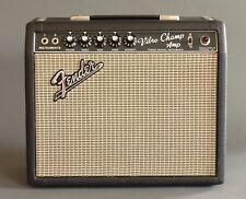 Fender Vibro Champ Amplifier 1967 Vintage Guitar Amp Mint- Collector Grade