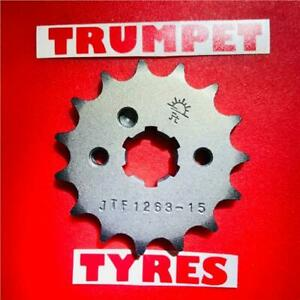 HONDA CT110 TRAIL 80 FRONT SPROCKET 15 TOOTH 428 PITCH JTF1263.15