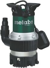 Metabo TPS14000S 770 W 240 V Combi Sub pompe-NEUF