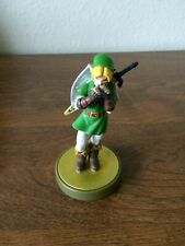 Amiibo LINK OCARINA Zelda Nintendo Wii U 3DS Switch