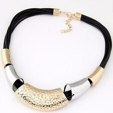 STATEMENT NECKLACE - GOLD & SILVER PLATED  - FREE UK P&P........CG1972