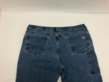 Tyndale FR Fire Flame Resistant Relaxed Fit Jeans 46 x 29 Medium Blue 15 CAL