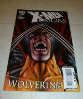 X-MEN ORIGINS Wolverine #1 | YOST & TEXIERA | HTF | Marvel | 2009 | ONE SHOT HTF