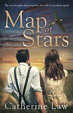 Map of Stars: A heartbreaking Second World War love story, Law, Catherine, Very