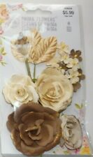 "NEW ITEM! PRIMA FLOWERS: BEAUTIFUL ASPEN   PRIMA FLOWERS"" 8  Pieces"