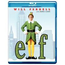 Elf (Blu-ray Disc 2008) NEW