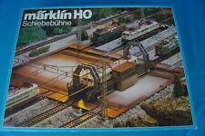 Marklin 7294 Roller Bridge - Transfer Table - Schiebebühne