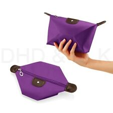 Cosmetic Beauty Makeup Bag Case Organizer Zipper Holder Handbag Travel Toiletry
