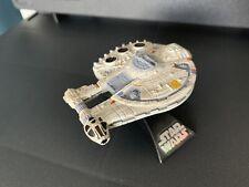Star Wars Titanium Outrider YT-2400 ship diecast
