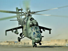 MIL Mi-24 D/V HIND D/E (POLISH ARMY MKGS - OVER IRAQ & AFGHANISTAN) 1/48 TECHMOD
