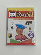 Your Baby Can READ! Volume 2 By Robert Titzer, Ph.D DVD only Used