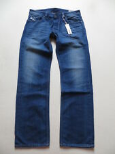DIESEL Jeans Hose LARKEE wash 008XR, W 34 /L 32 NEU ! Faded wash Denim, Bequem !