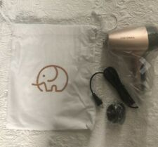 NEW 1600W Travel Hair Dryer, Rose Gold