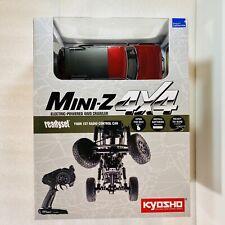 Kyosho MINI-Z 4×4 Readyset Toyota 4Runner (Hilux Surf) Metallic Red 32522MR