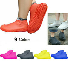Comfortable Silicone Shoe Cover Outdoor Rainproof Hiking Skid-proof Shoe Cover