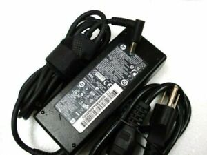 HP 90W 19.5V 4.62A Charger 709986-003 753560-004 710413-001 Blue Tip