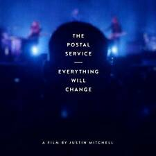The Postal Service: Everything Will Change (Blu-ray/DVD, 2014, 2-Disc Set)