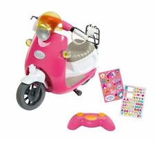 "Zapf Creation 824771"" Baby Born City RC Scooter Puppe,"