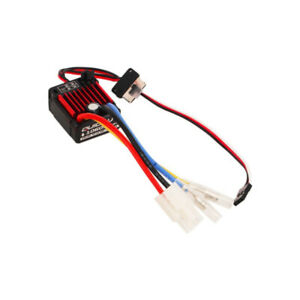 HobbyWing 1060 60A Brushed Electronic Speed Controller ESC For 1:10 RC Car