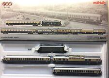 Märklin H0 26604 E-Lok TEE RHEINGOLD Set Treni Vagoni MFX DIGITALE conf. orig.
